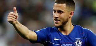 Post de Por qué el Real Madrid y Hazard van por las buenas con Marina, la jefa del Chelsea