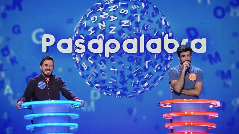 Tele5 retira 'Pasapalabra': ¿qué pasará ahora con el bote? ¿Y con Orestes y Rafa?