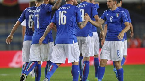 Así llega Italia a la Eurocopa 2016