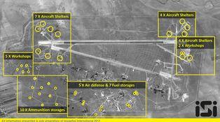 Un ataque con misiles no es una estrategia