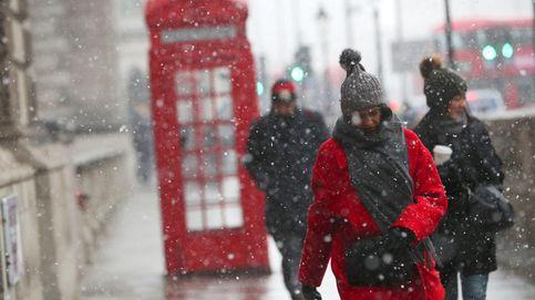 La bestia del este ya está aquí: una ola de frío y nieve barre Europa