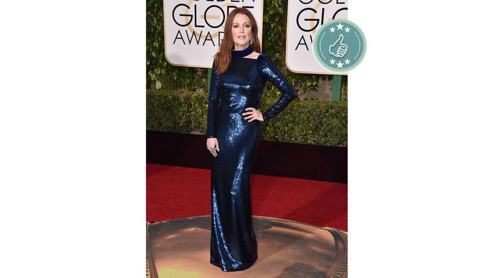 De Cate Blanchett a Lady Gaga: las mejor y peor vestidas de la alfombra roja de los Globos de Oro