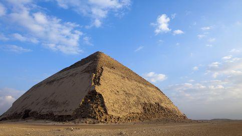 Qué es lo que hay realmente dentro de las pirámides de Egipto