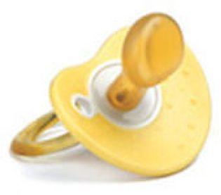 Foto: Un chupete que avisa si el bebé tiene fiebre