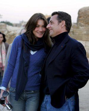 Sarkozy y Bruni pasaron su noche de bodas en Venecia, según 'La Stampa'