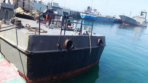 Irán dispara fuego amigo por error contra uno de sus navíos militares