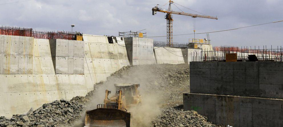 Foto: Obras del Canal de Panamá (Reuters)