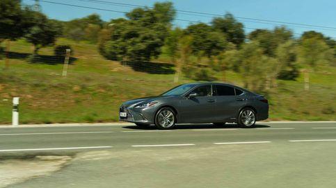 Lexus ES300 h, la alternativa híbrida a las berlinas prémium alemanas