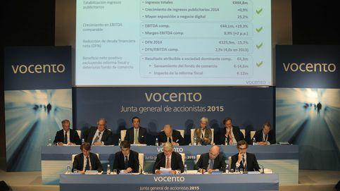 """Accionistas de Vocento reprochan a Urrutia sus """"operaciones hostiles"""""""