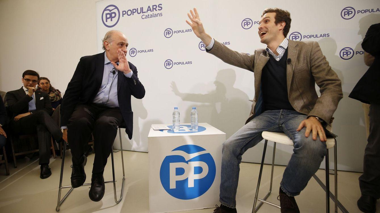 Fernández Díaz pospone sus memorias para no dañar la campaña del PP con las cloacas