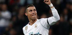 Post de El Cristiano de la Champions es un gran goleador, se lo puede contar al de la Liga