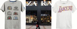 Zara se deja seducir por el magnetismo de la NBA