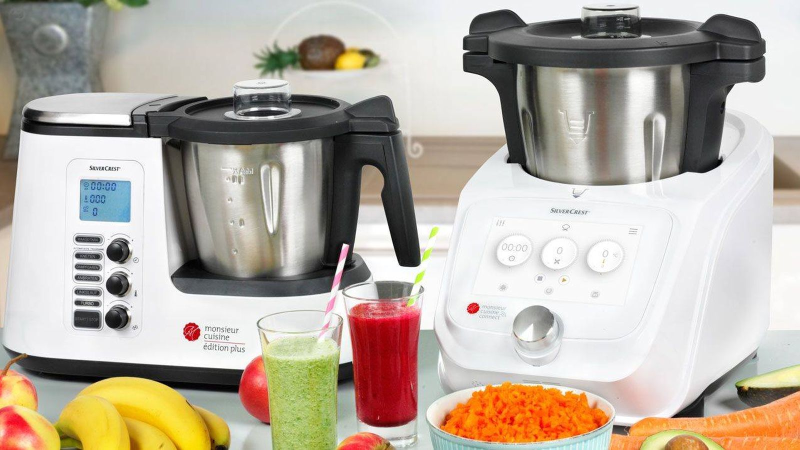 Silvelcrest robot cocina Lidl