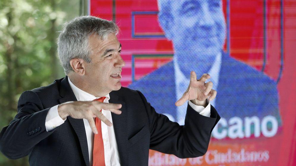 Foto: Luis Garicano, candidato de Ciudadanos al Parlamento Europeo. (Efe)