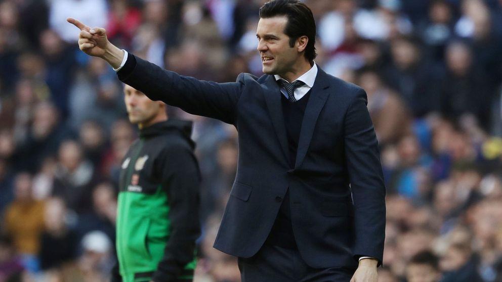 Solari continuará el año que viene en el Real Madrid (si ata en corto a los jugadores)