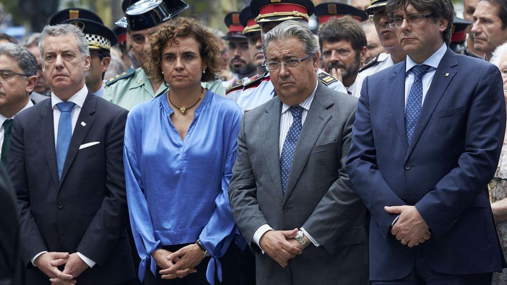 Puigdemont compara el proceso independentista con la lucha contra ETA
