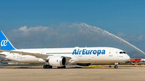 Ni HNA ni Air France: Hidalgo consigue vender por 1.000 M a la tercera