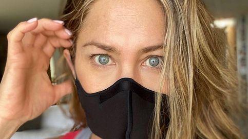 Jennifer Aniston habla sobre el uso de las mascarillas: No debería ser un debate