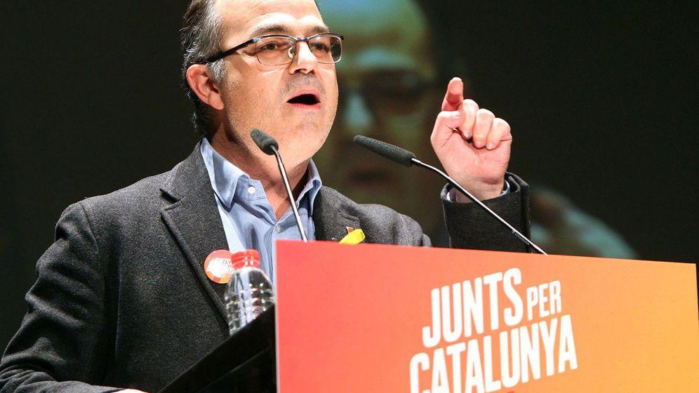 Foto: Jordi Turull, el último candidato al Govern de JxCAT. (EFE)