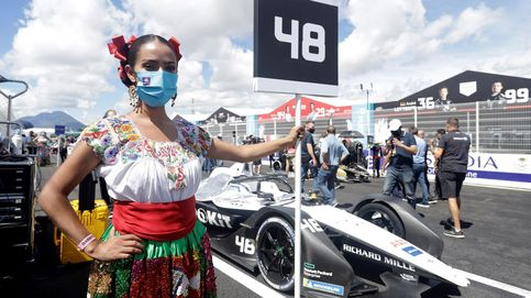 Campeonato de Fórmula E en Puebla (México)