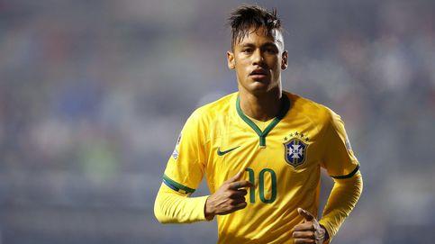 A Neymar le llueven los palos hasta en Brasil por su actitud dentro del campo