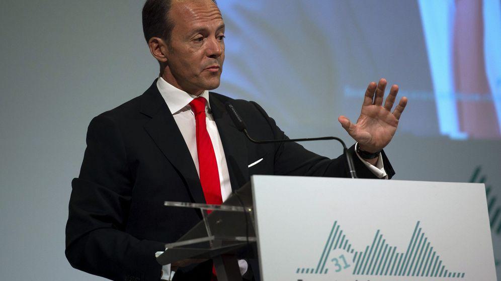 Foto: El consejero delegado del Banco Santander España, Rami Aboukhair