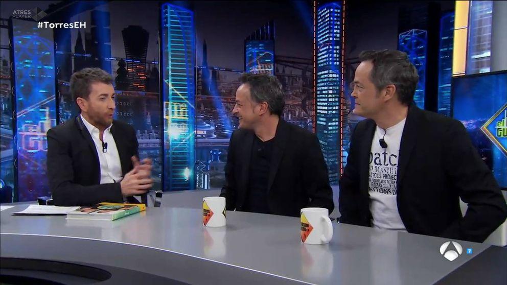 La carísima sorpresa de los hermanos Torres a Pablo Motos en 'El hormiguero'