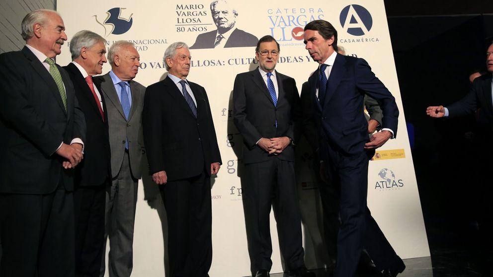 Aznar lanza un nuevo dardo a Rajoy: Necesitamos nuevos líderes a la altura