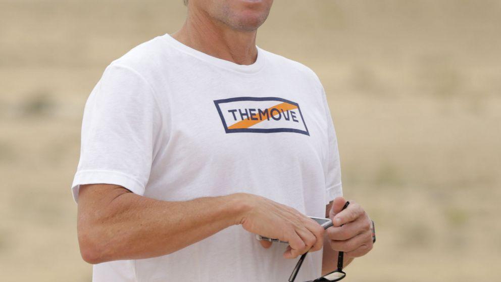 La actual vida sin bicicleta de Lance Armstrong: No puedo ni jugar al ping pong