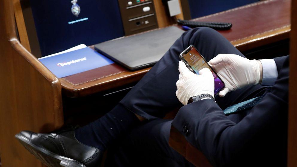 El Gobierno 'alista' a técnicos de Transportes y del INE para rastrear móviles en toda España