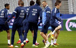Francia, a un paso de entraren la 'sala de los horrores' de la historia del fútbol mundial