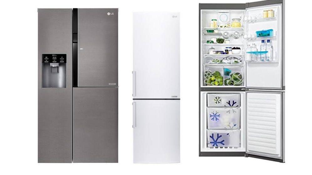 Foto: Las mejores neveras para almacenar la comida fría