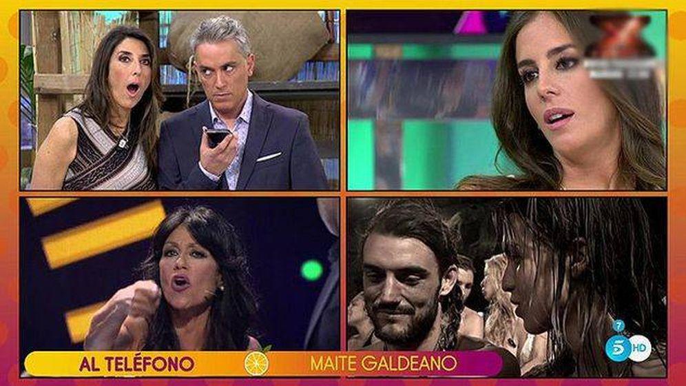 Foto: 'Sálvame' (Telecinco)