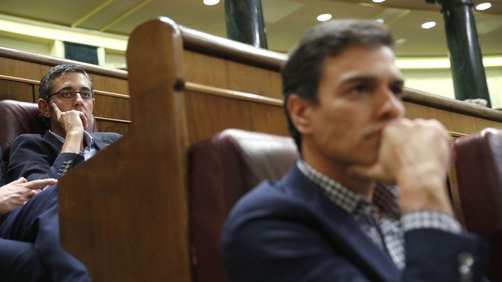Madina ataca a Pedro Sánchez: Cuando perdí, yo no fui a contar nada a Salvados