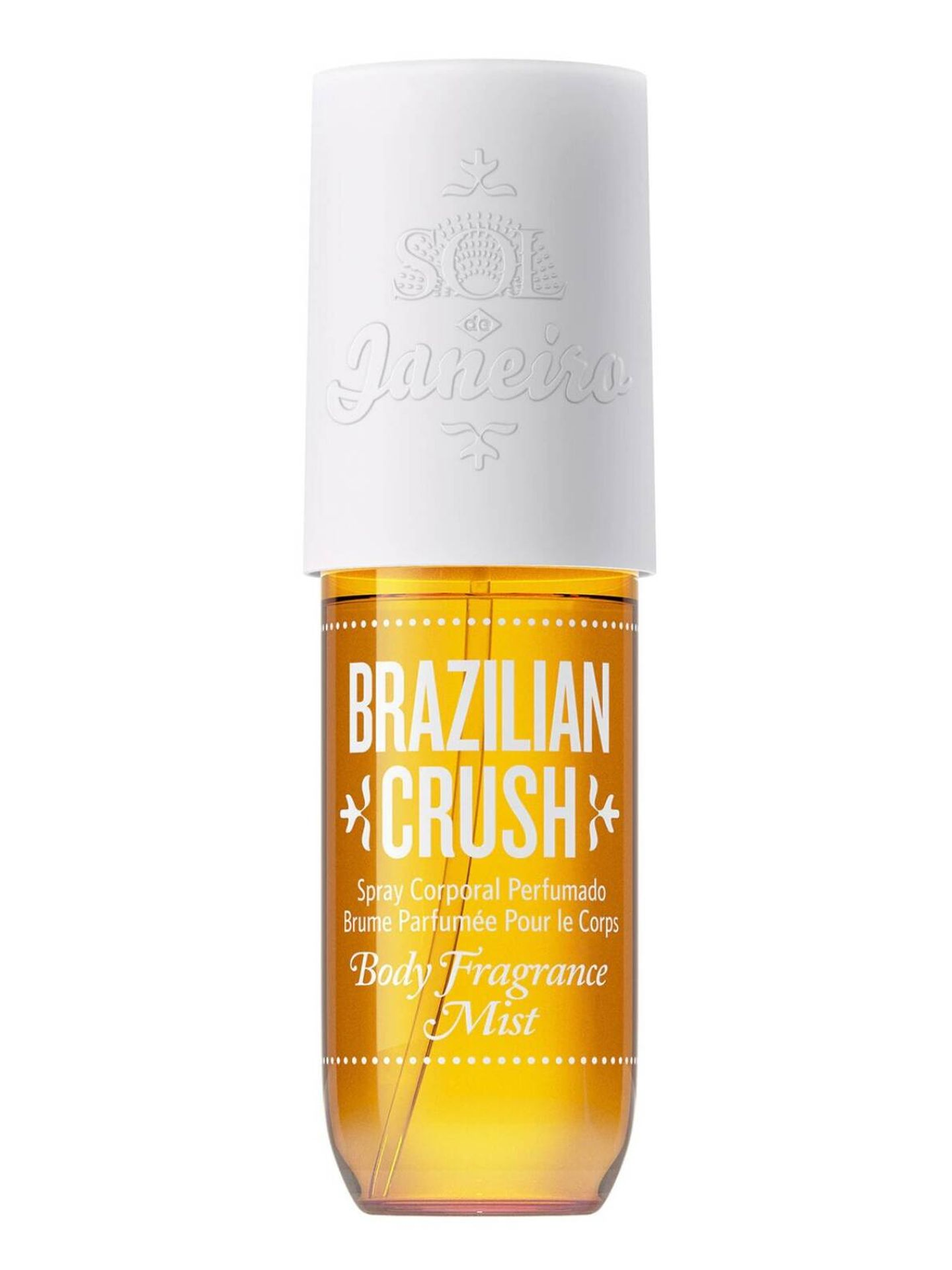 Brazilian Crush Body Fragrance Mist, de Sol de Janeiro.