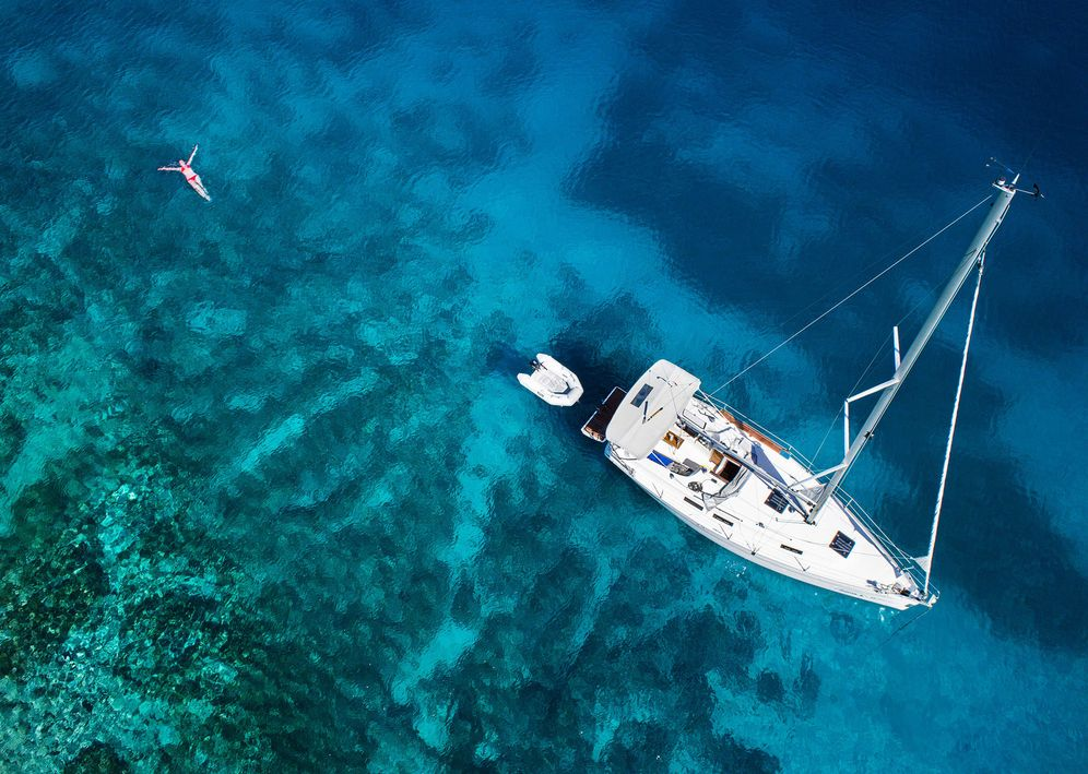 Foto: ¿Deseando echarte a la mar? (Foto: SamBoat)