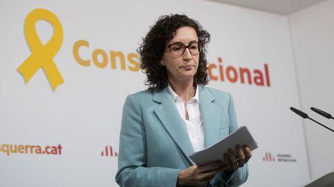 Rovira dice estar preparada para asumir la presidencia si Junqueras sigue preso