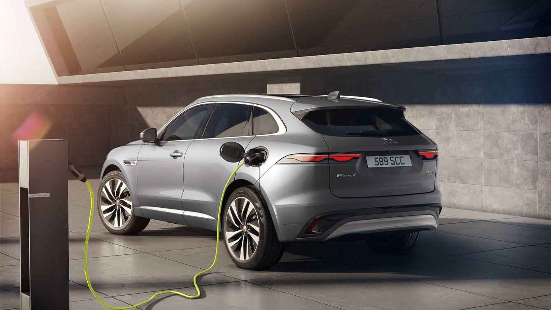 Jaguar electrifica su primer todocamino, el F-Pace