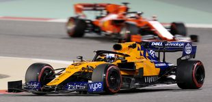 Post de Las buenas sensaciones de McLaren y Carlos Sainz en el dominio absoluto de Ferrari