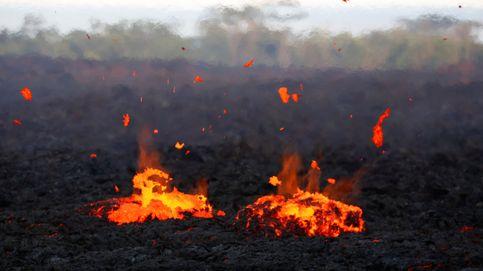 Las continuas fisuras de lava del volcán Kilauea (Hawai) siguen aumentando el número de evacuados