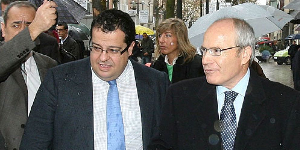 Foto: Los críticos del PSC ya tienen sustituto para Montilla: Ignasi Elena