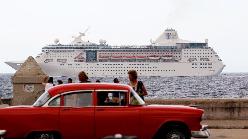 Foto: Carnival, primera empresa demandada en EEUU bajo la Ley Helms-Burton. (EFE)