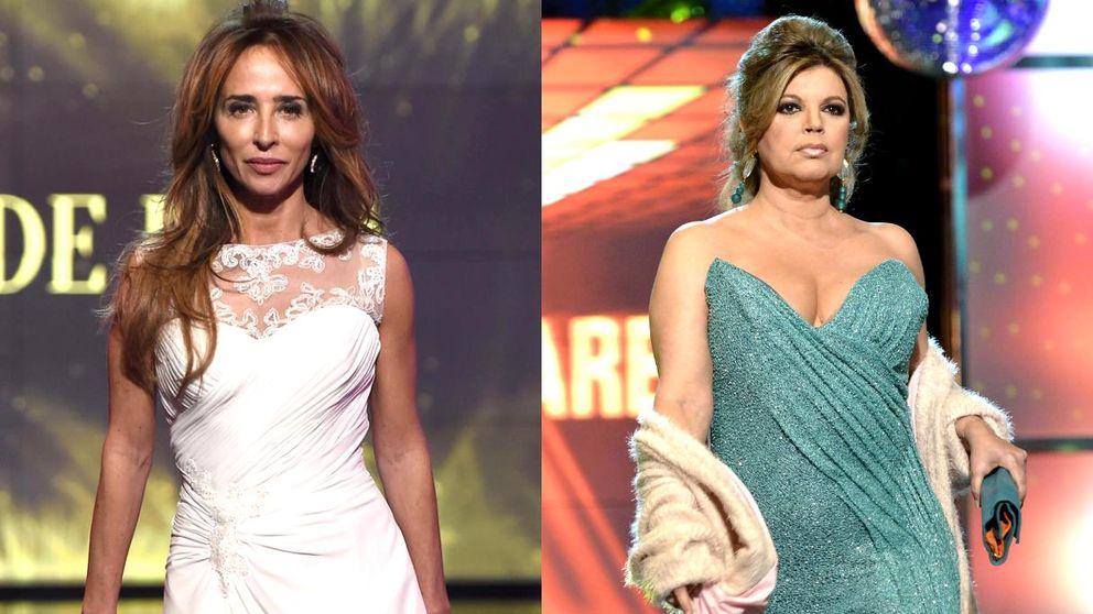 Terelu y Patiño, un enfrentamiento vox pópuli en los pasillos de Telecinco
