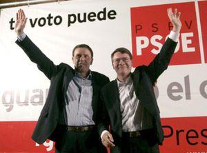 Sevilla se perfila como el sustituto de Pla en Valencia tras el descalabro del PSOE