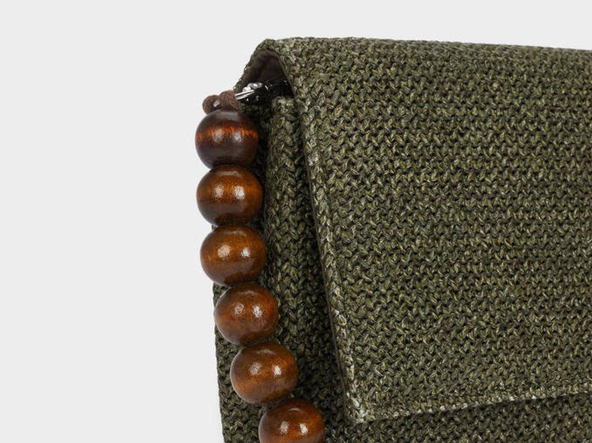 Foto: Este bolso bandolera de Parfois será nuestro fiel aliado en verano. (Cortesía)
