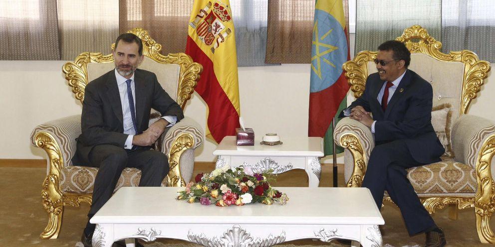 Foto: Felipe VI cumple 47 años en Etiopía