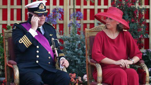 Así justifica el príncipe Laurent de Bélgica su polémica y poco protocolaria forma de ser
