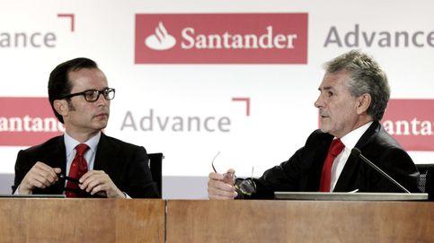 Santander reorganiza su banca privada con la salida de dos históricos de Marín