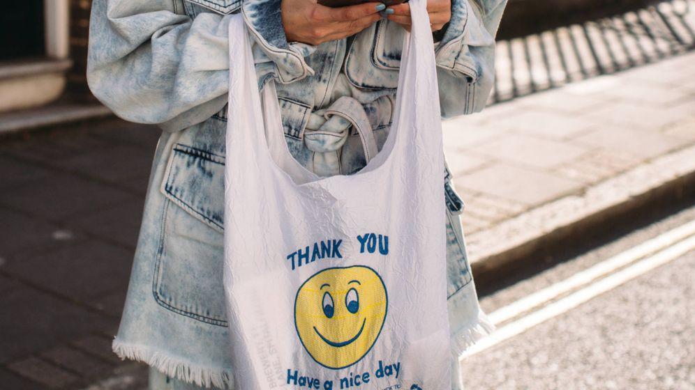 Foto: La tendencia 'smiley' también inunda las calles. (Imaxtree)