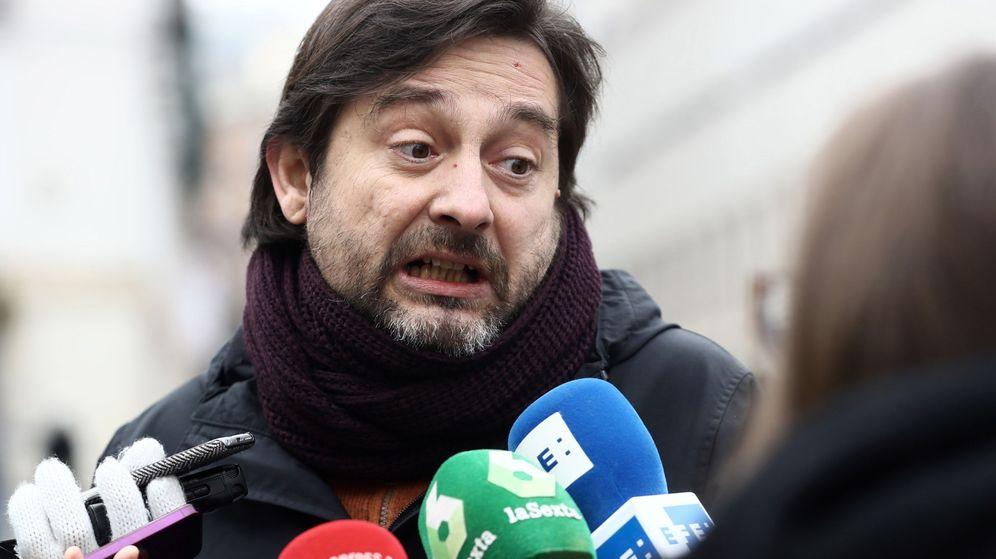 Foto: Rafael Mayoral en una imagen de archivo. (EFE)